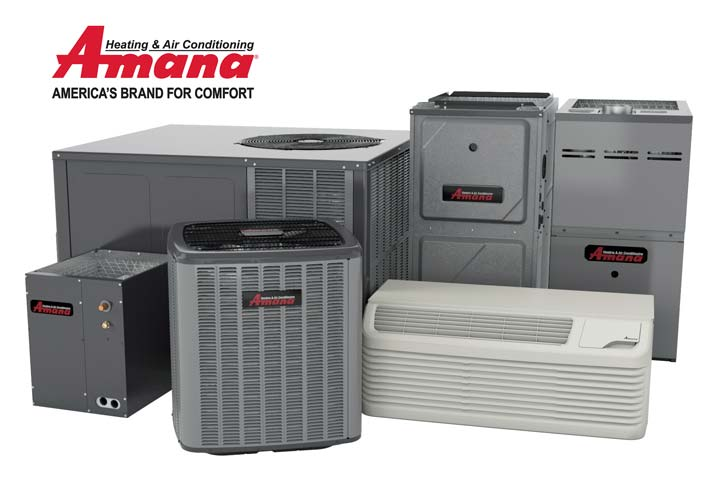 Amana HVAC equipment distributor