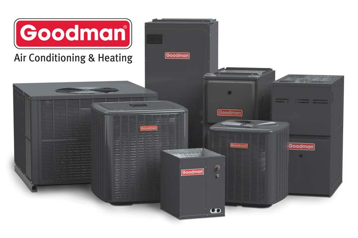 Goodman HVAC equipment distributors