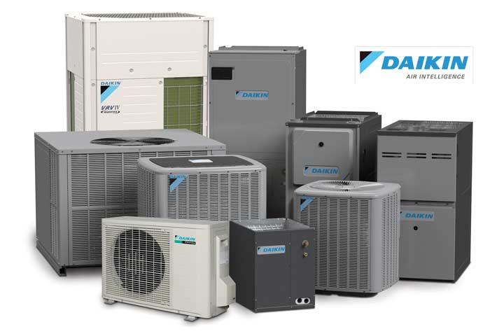 Daikin HVAC Equipment